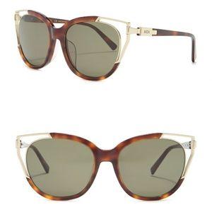 MCM Havana Cat Eye Sunglasses